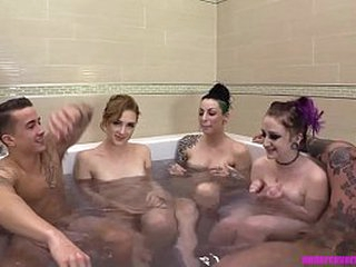 Family Teen Group Sex