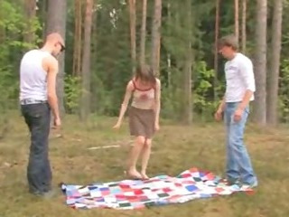 Dabbler european threesome unobjectionable