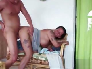Matriarch Fucks Step-Son Compilation