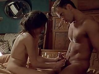 Caroline Ducey - Romance - peel part 03