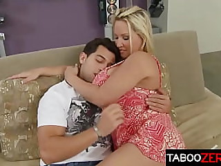 My all natural stepmom is a outright MILF - Rachel Love, Mike Butders